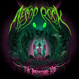 aesop rock, the impossible kid
