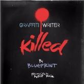 blueprint, graffiti writer