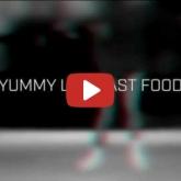 raveonettes, fast food, inide music, music video