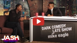 "Open Mike Eagle - ""Dark Comedy Late Show"" (music video)"
