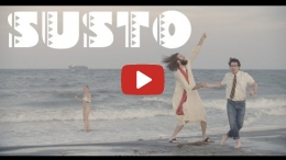 SUSTO - Chillin' On The Beach With My Best Friend Jesus Christ (official Music Video)